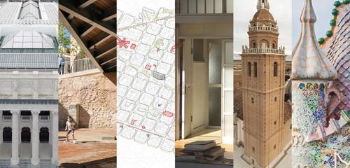 La diversidad de lecturas para abordar las intervenciones; la sensibilidad, la minuciosidad y el respeto definen las obras ganadoras de la 5ª Edición del Premio Europeo de Intervención en el Patrimonio Arquitectónico