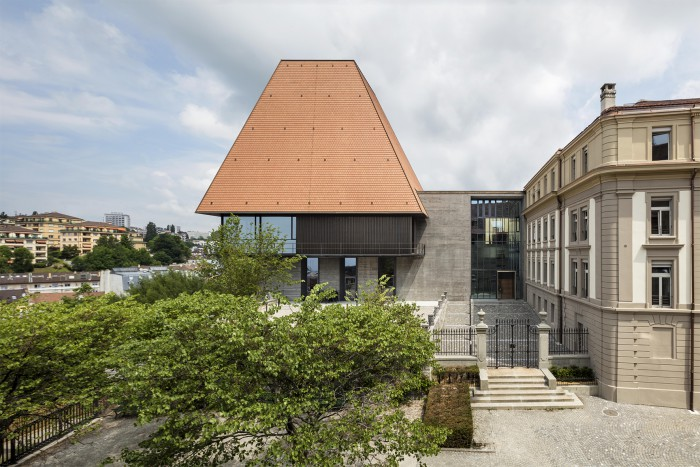 Parliament of Canton Vaud
