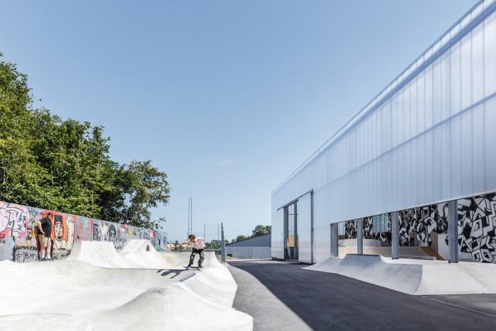 Streetmekka, hub for street sports and street culture