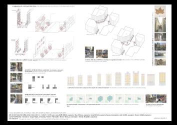 Study of the urban landscape of the La Nova Esquerra de l'Eixample neighbourhood