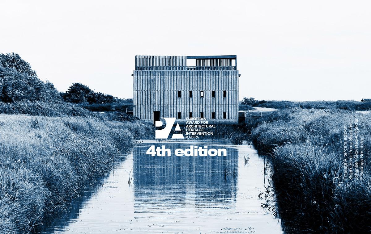 El récord de participación y del número de proyectos presentados, sumado a la diversidad de países, constatan el éxito de la 4ª convocatoria del Premio Europeo de Intervención en el Patrimonio Arquitectónico AADIPA