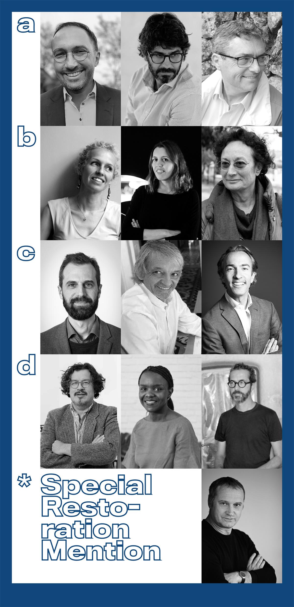Jury de la 5e édition du Prix