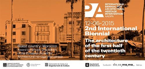 II International Biennial for Architectural Heritage Intervention AADIPA