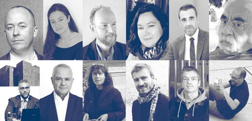 Jury for the 3rd edition of the Award