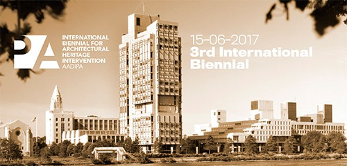 The United States, the guest country for the 3rd edition of the International Biennial for Architectural Heritage Intervention AADIPA