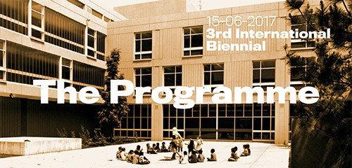 Programme of the 3rd edition of the International Biennial for Architectural Heritage Intervention AADIPA